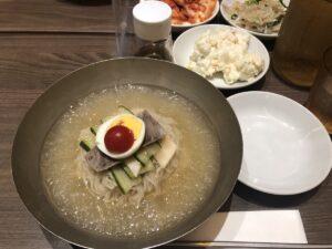 ビビム 冷麺